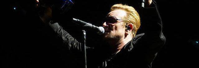 U2 -Berlin -Allemagne -25/09/2015 -Mercedes Benz Arena
