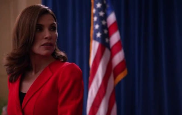 Critiques Séries : The Good Wife. Saison 6. Episode 5.