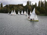Régate YCPF Quillards et Habitables du 4 octobre à Avon