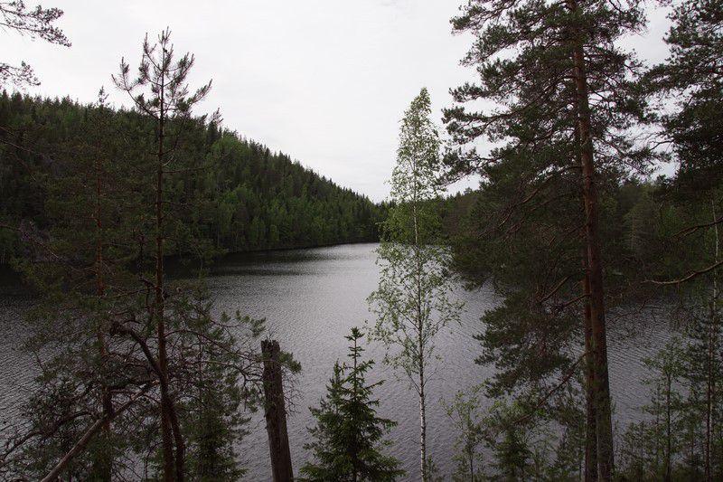 Boucle du lac Vuori-Kalaja