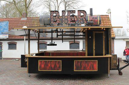 Bierwagen Umbau