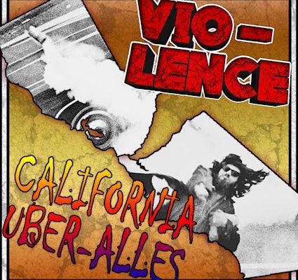 """VIO-LENCE News/ Vidéo """" California Uber Alles """" ( cover des DEAD KENNEDYS )"""
