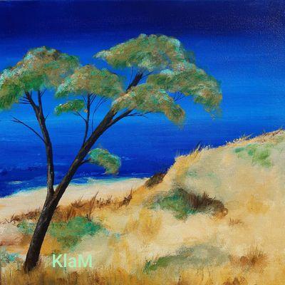Peintures et photographies KlaM (Claudie Morin)