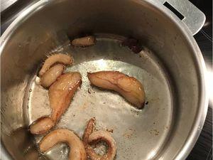 Le rôti de magrets de Michel, sauce aigre-douce