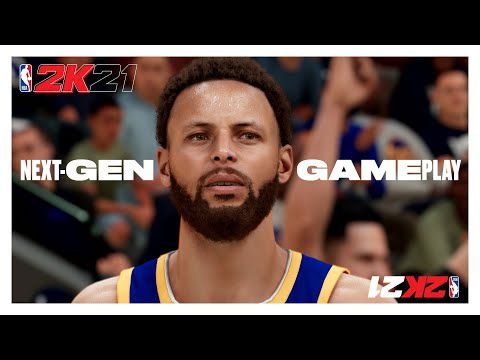 [ACTUALITE] NBA 2K21 - Trailer de gameplay (consoles next gen PS5 - Xbox Series S - X)