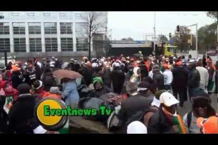 Si Gbagbo est à la Haye, la Côte d'Ivoire aussi - 30/10/2012 - EventnewsTV