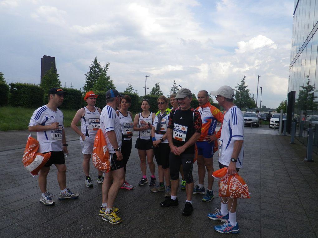 Semi-marathon et team run
