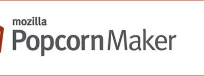 Popcorn Maker, rien à voir avec le maïs