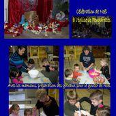 Noël 2014 - Le blog de ecolesainteanne47
