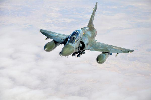 Les Mirage 2000D de l'Armée de l'Air sont arrivés en Jordanie