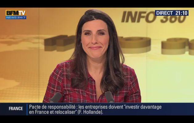 [EN CE MOMENT] NATHALIE LEVY ce soir pour INFO 360 sur BFM TV
