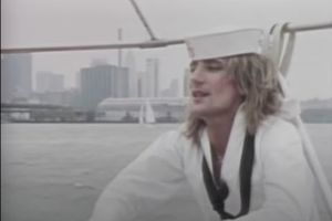 Rod Stewart/ Sailing...