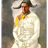 Picasso - L'Arlequin - LANKAART