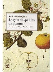 Un très beau livre : le Goût des pépins de pomme...