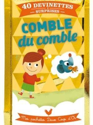 Comble du comble: Mes pochettes Deux Coqs d'Or