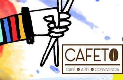 Cafeto y el primer certamen de pintura joven cojutepecano