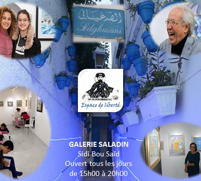 """Le """"NOUS !"""" de Galerie Saladin"""