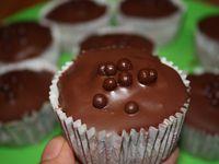 Cupcakes pruneaux & choco
