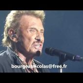 """Johnny HALLYDAY """"Quand on a que l'amour"""" ARCACHON 2016"""