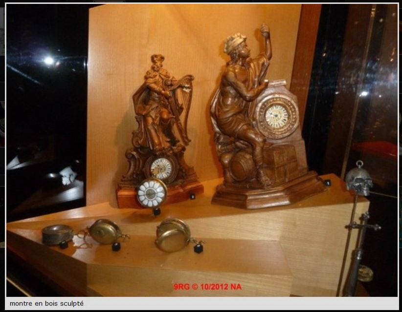 Tourisme: Le Musée de la Montre à Villers le Lac (25)