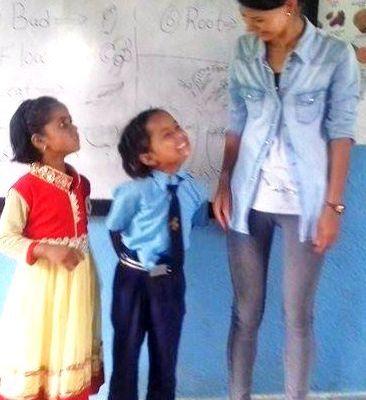 Petite visite à Nawa Durga Primary School