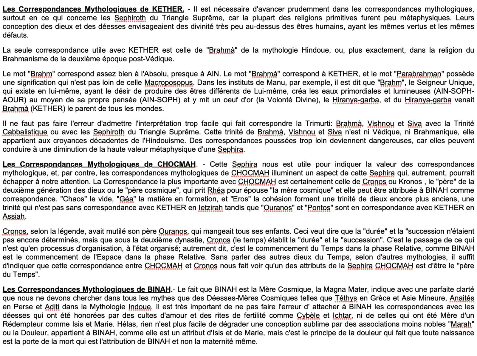 Francis ROLT-WHEELER Ph.D.- Les Correspondances Myth... 1