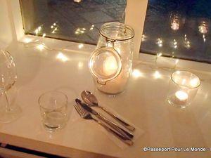 Dans l'ordre : Café de Paris (plat,dessert) Plats Islandais du Café Loki, Old Iceland