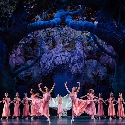 Le Songe d'une nuit d'été de Balanchine - 12 mars 2017 - Opéra de Paris
