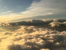 Volar sobre las nubes