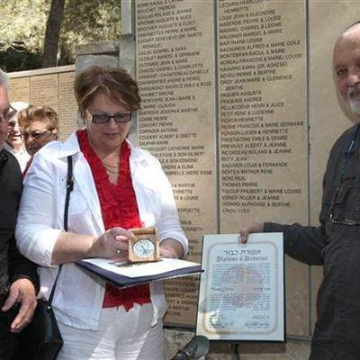Un Breton reconnu Juste parmi les Nations