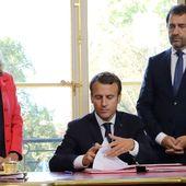 Macron signe les ordonnances, mais le parcours de la loi Travail n'est pas terminé