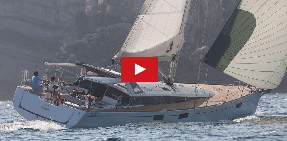 VIDEO - 2.53 Minutes de Bonheur à bord du nouveau Bénéteau Sense 57