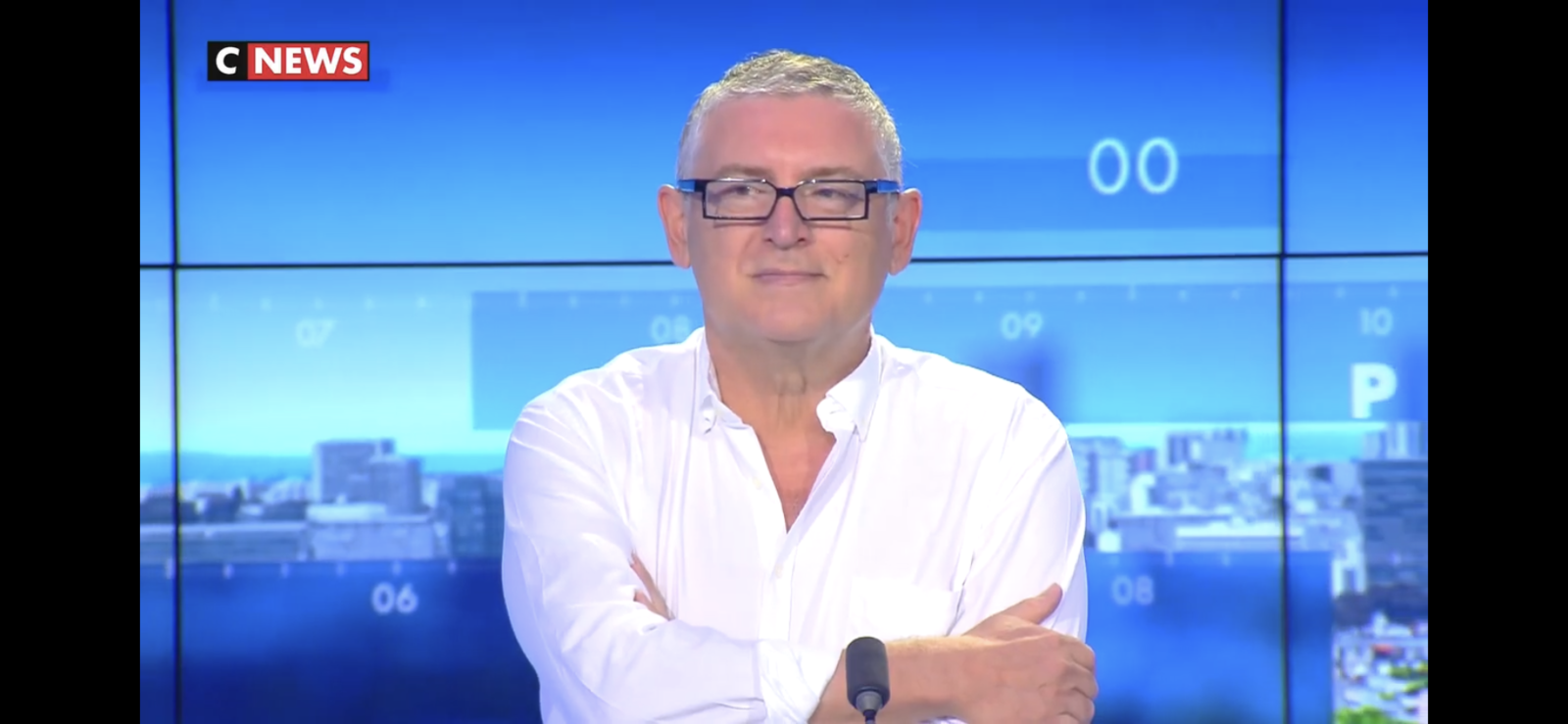 Michel Onfray - Punchline (CNews) - 16.09.2020