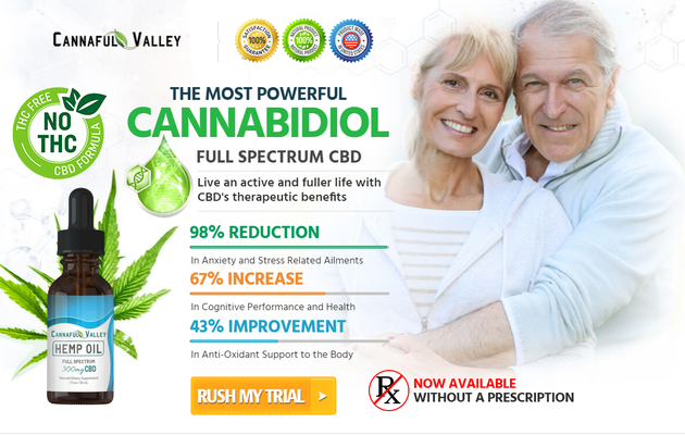 CannaFul Valley CBD : Easily Lubricate Your Joints For Better Flexibility & Mobility.