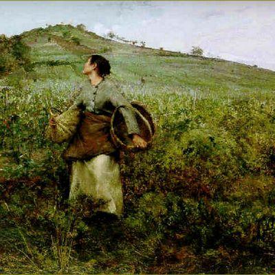 ean Aicard (1848-1921) - poète - La moustouire