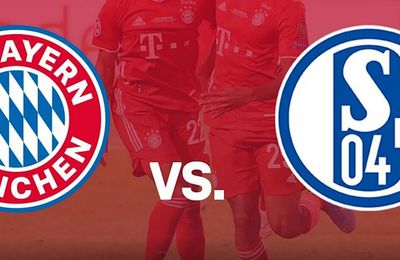 Bayern Munich / Schalke 04 (Bundesliga) en direct ce vendredi sur beIN SPORTS 1 !
