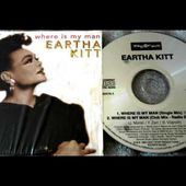 EARTHA KITT where is my man 1993