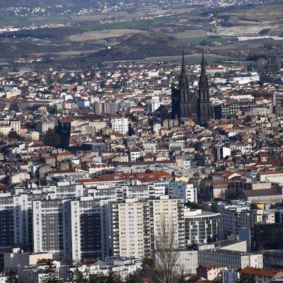 Clermont et Puy de Dôme