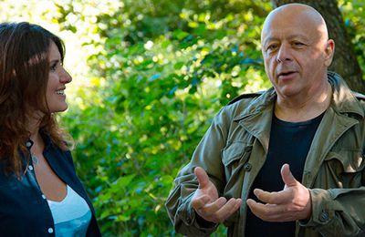 """Thierry Marx invité du magazine """"En terre ferme"""" présenté par Fanny Agostini ce samedi sur Ushuaïa TV"""