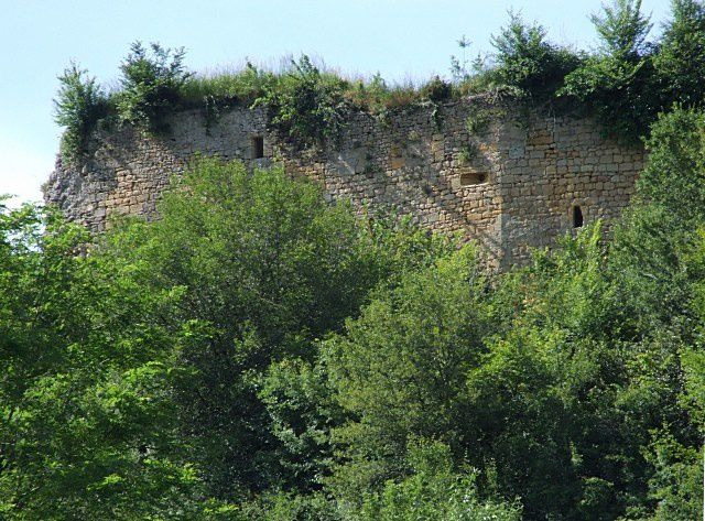 Diaporama château de Badefols sur Dordogne