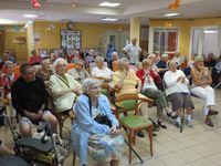 Septembre à la maison de retraite