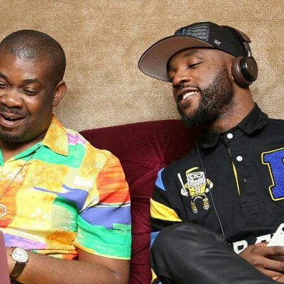 Iyanya Is Definitely 'Up 2 Sumting' As He Joins Mavin Records And Drops New Single