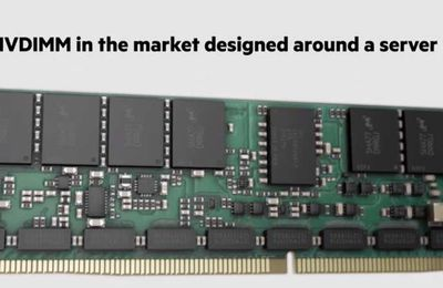 What's in HPE's persistent memory/8GB NVDIMM?