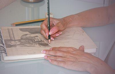 Tiempo para dibujar.