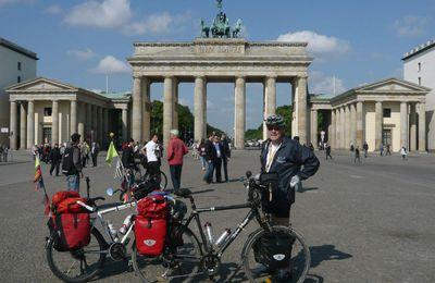 1 200 km en vélo, en Allemagne et en Tchéquie. Le Voyage