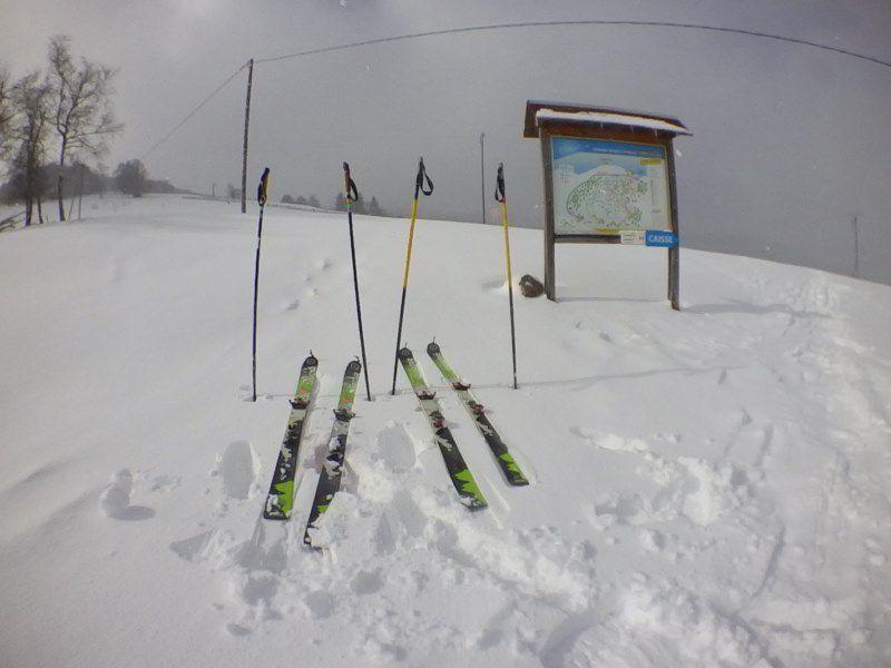 2021: La neige s'en est allée et est vite revenue!
