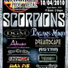 POWER PROG & METAL Festival - SCORPIONS - Mons 10/04/2010 - HEAVY SOUND SYSTEM