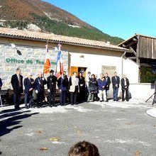 Saint André les Alpes : une émouvante cérémonie du souvenir