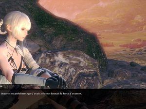 Sous-exploitée dans le jeu de base, la version améliorée lui rend justice pour la fin E.
