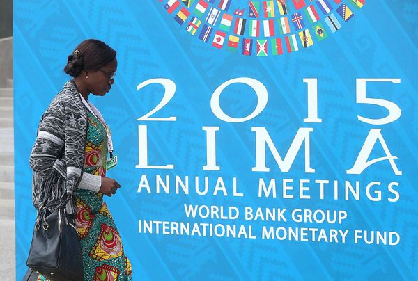 The meetings have particular relevance, since the world economic outlook has been discussed.